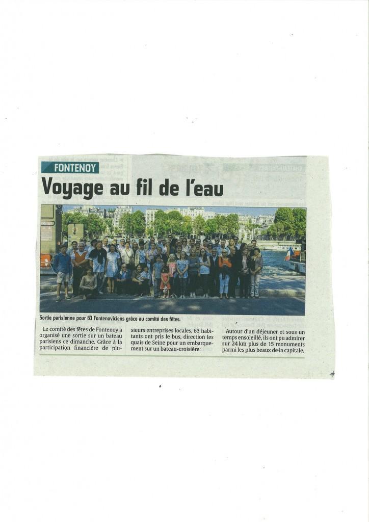 article sortie Bateau-Mouches